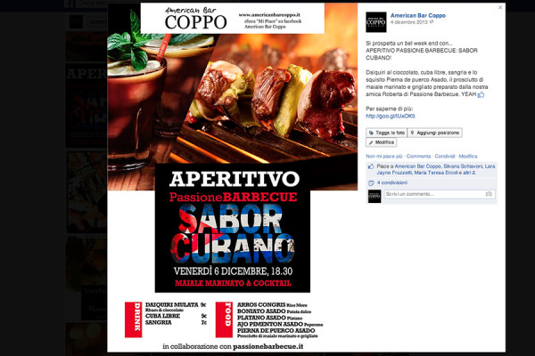 American Bar Coppo