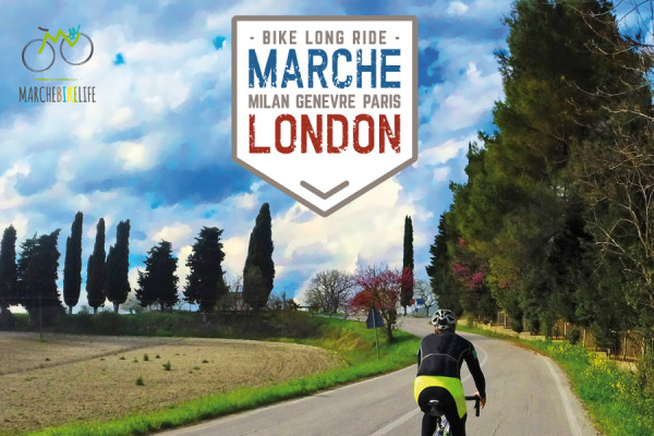 Long Ride Marche Londra