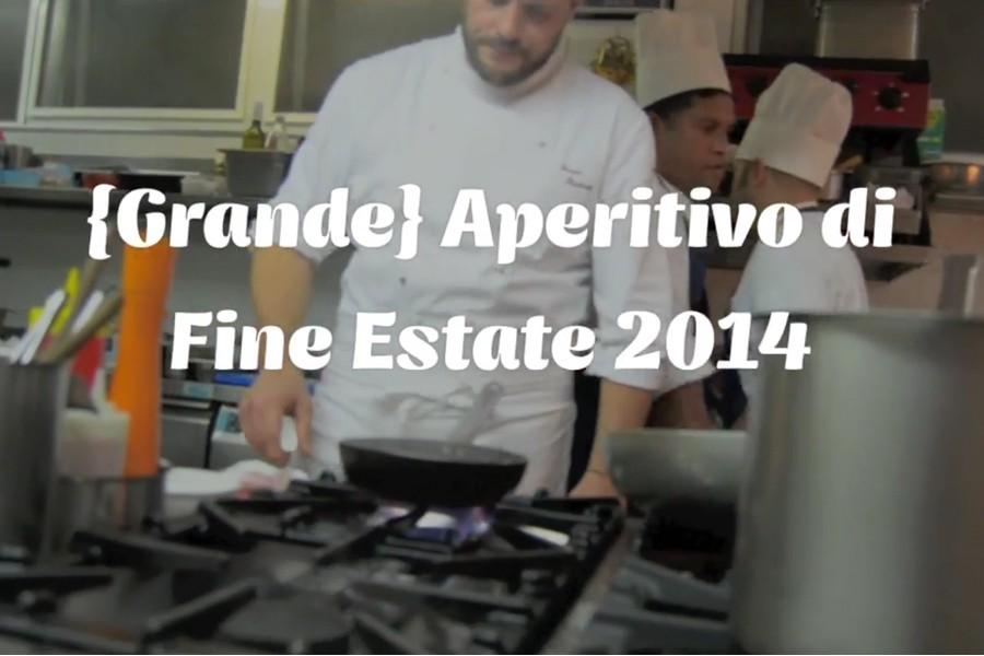 Grande Aperitivo di Fine Estate 2014