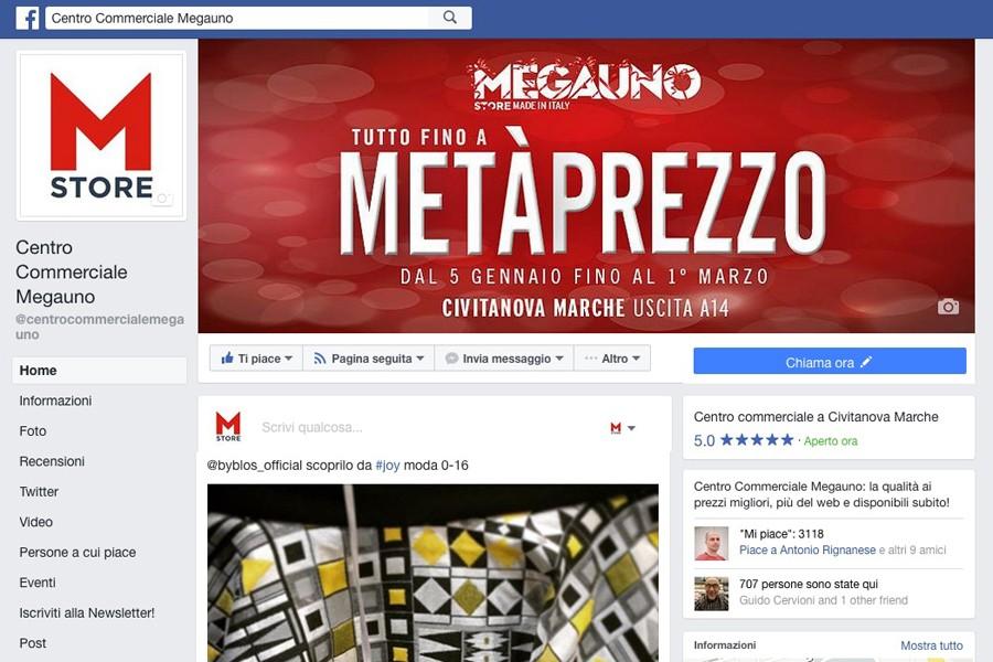 Megauno store archivi marvel adv for Megauno civitanova arredamento